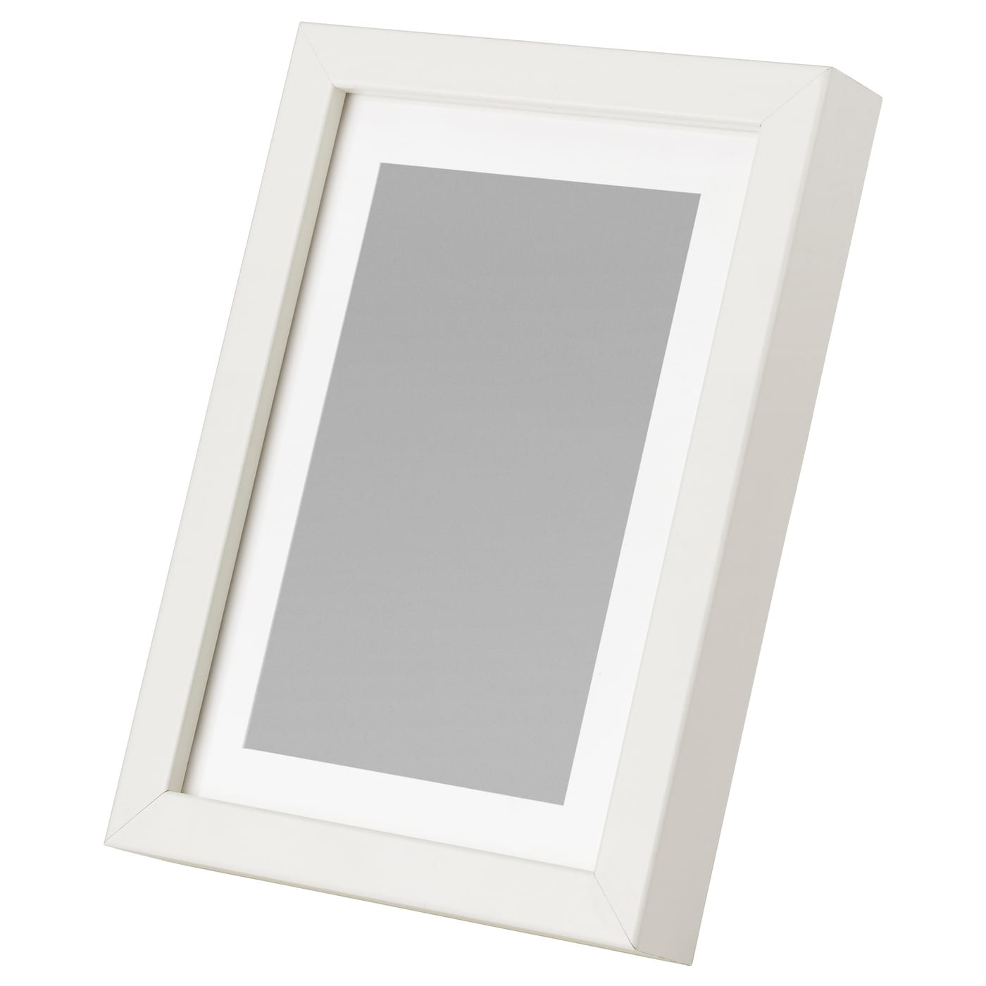IKEA LIMHALL frame PH-neutral mount; will not discolour the picture.