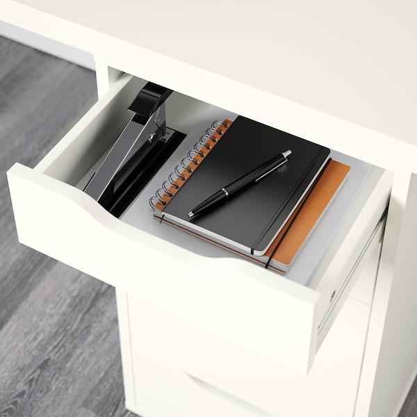 LINNMON / ALEX table white 200 cm 60 cm 74 cm