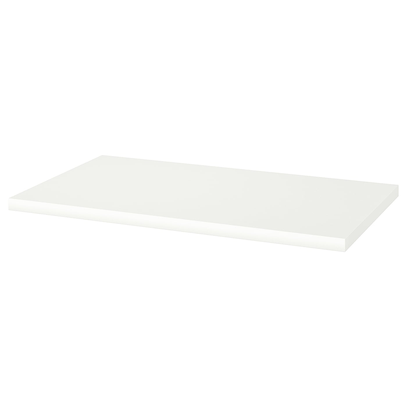 Linnmon White Table Top 100x60 Cm Ikea