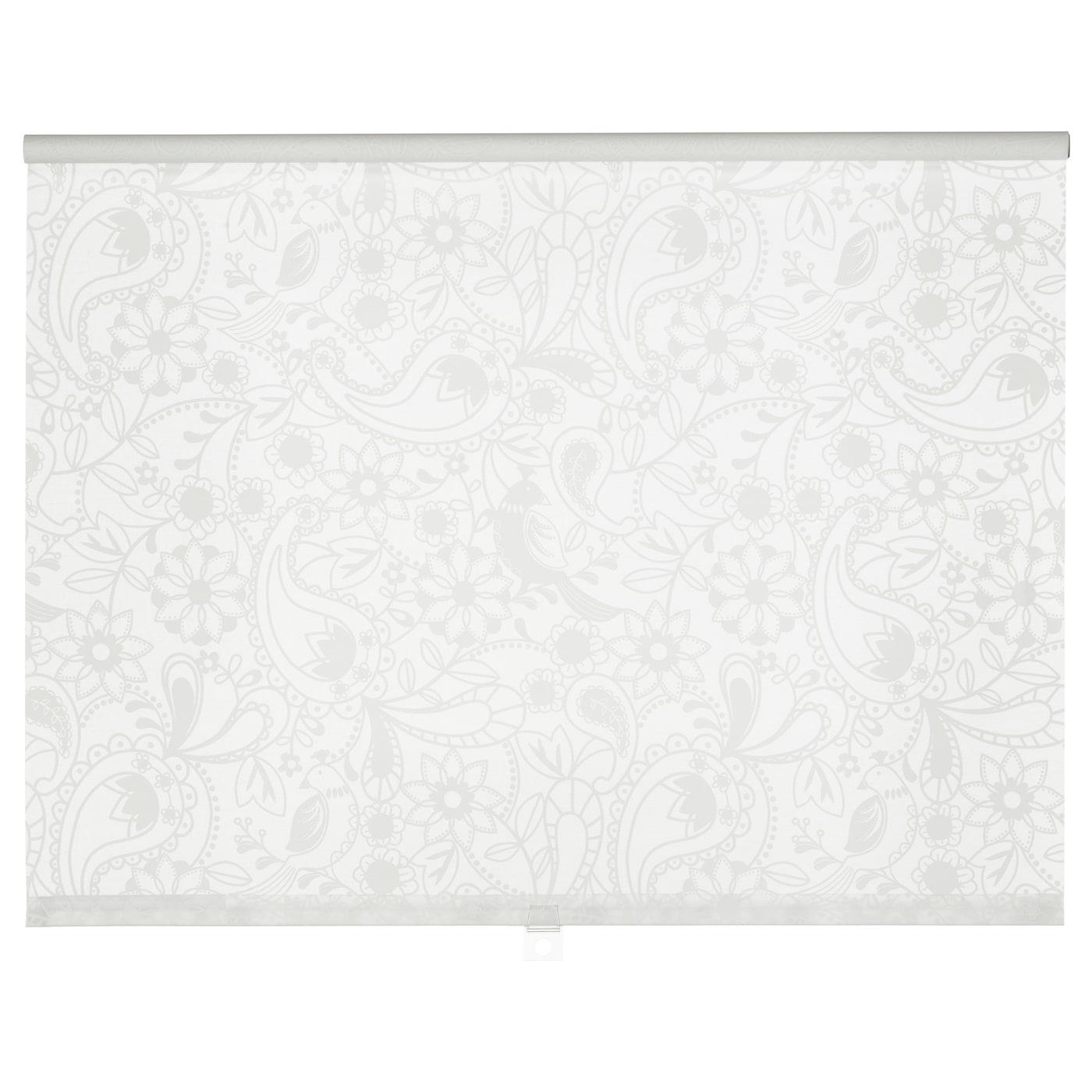 Rollos Ikea liselott roller blind white 120x195 cm ikea