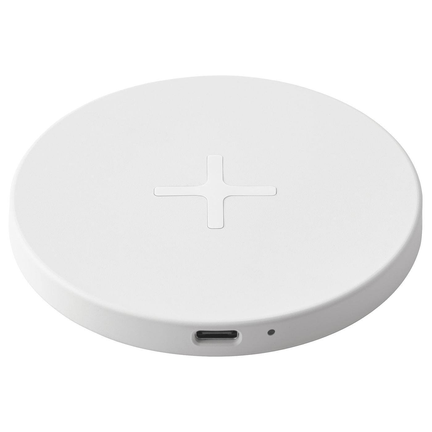 Livboj Wireless Charger White Ikea