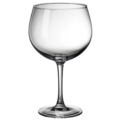 LJUSKRAFTIG cocktail glass clear glass 19 cm 70 cl