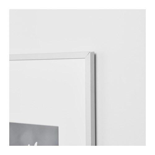 LOMVIKEN Frame Aluminium 50 x 70 cm - IKEA