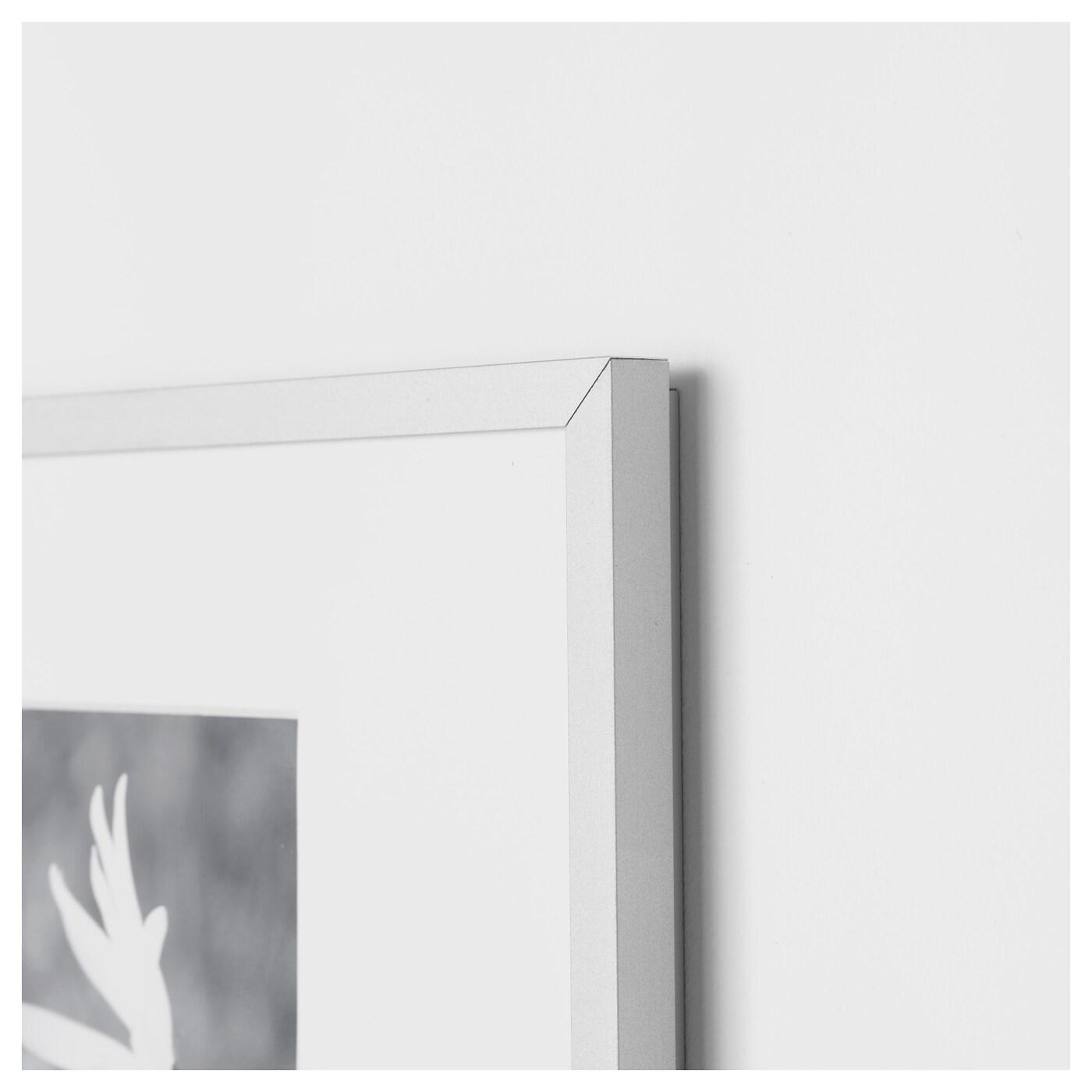 LOMVIKEN Frame Aluminium 32 x 32 cm - IKEA