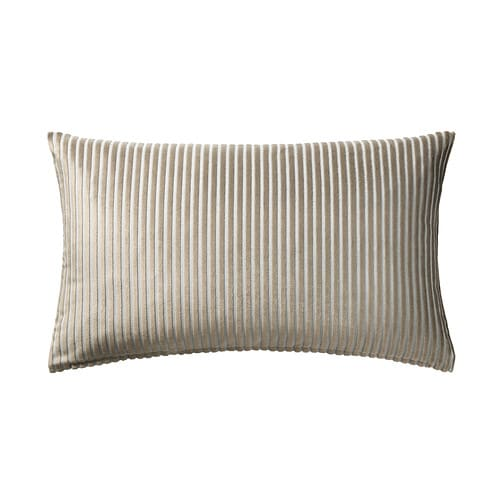IKEA LUKTNYPON cushion cover Polyester velvet feels ultra soft against your skin.