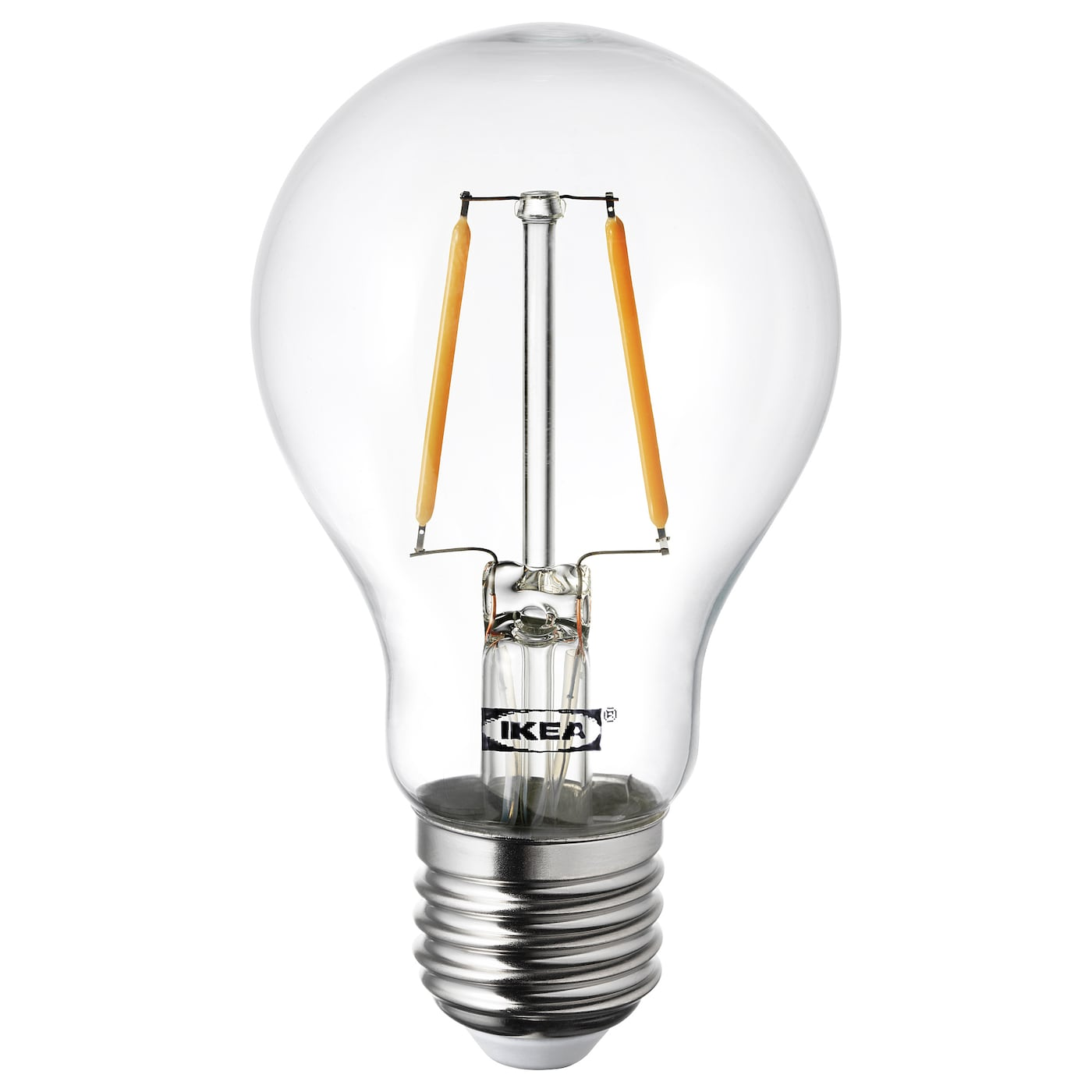 Light Bulbs Led Accessories Ikea Diagram See Image Comparing A Regular Bulb And Fluorescent Lunnom E27 100 Lumen