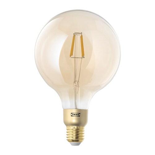 IKEA LUNNOM LED bulb E27 400 lumen