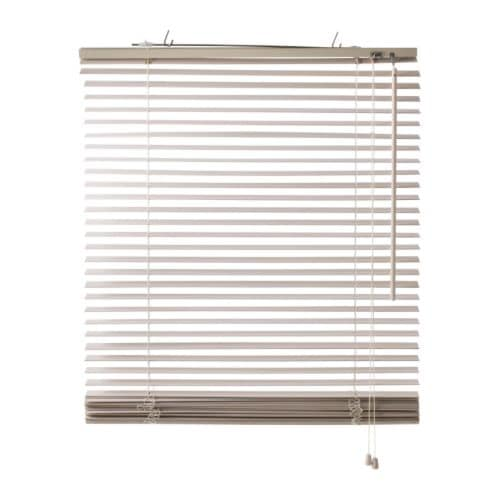 LUPIN Venetian blind IKEA The adjustable slats can be tipped, raised and lowered for full control of light, sun and view.