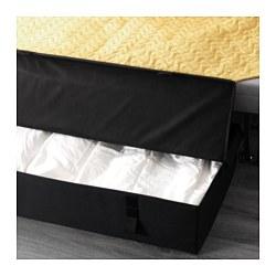 LYCKSELE MURBO Two seat sofa bed Vallarum yellow IKEA