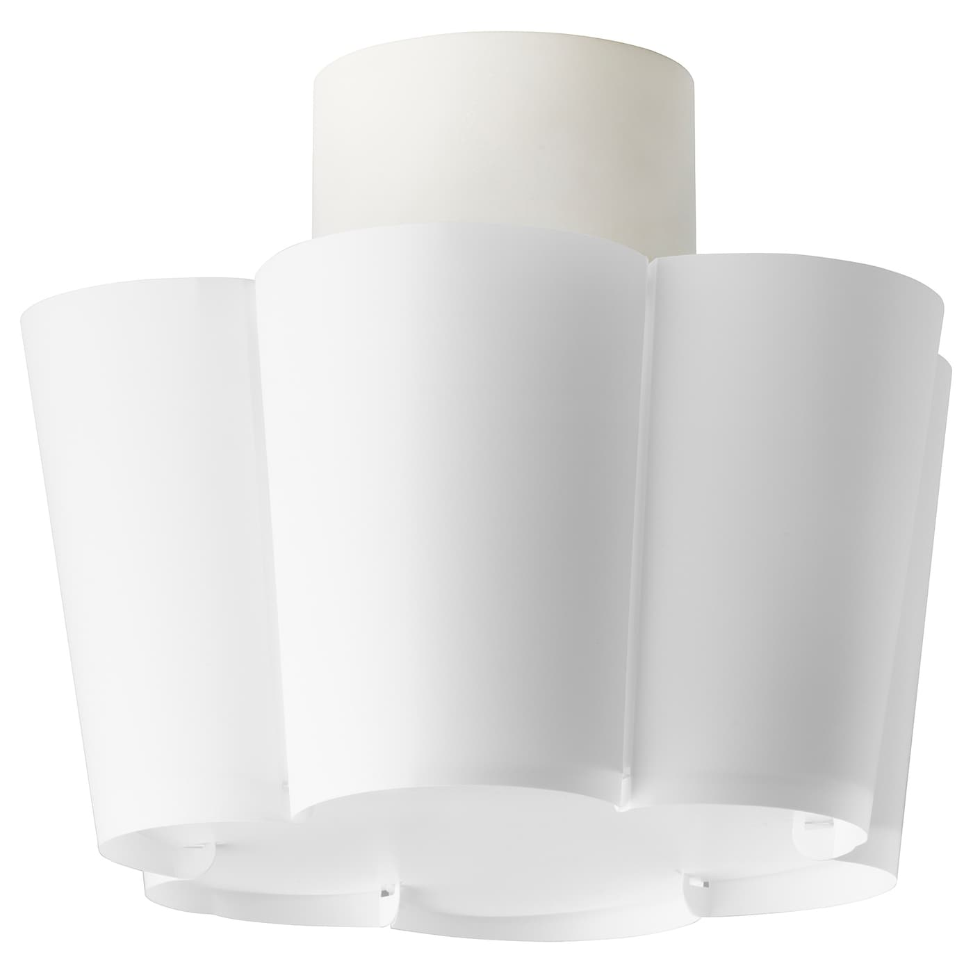Lighting Lamps Led Ikea 3 Way Hall Light Switch Lysboj Ceiling Lamp Diffused That Provides Good General In The Room
