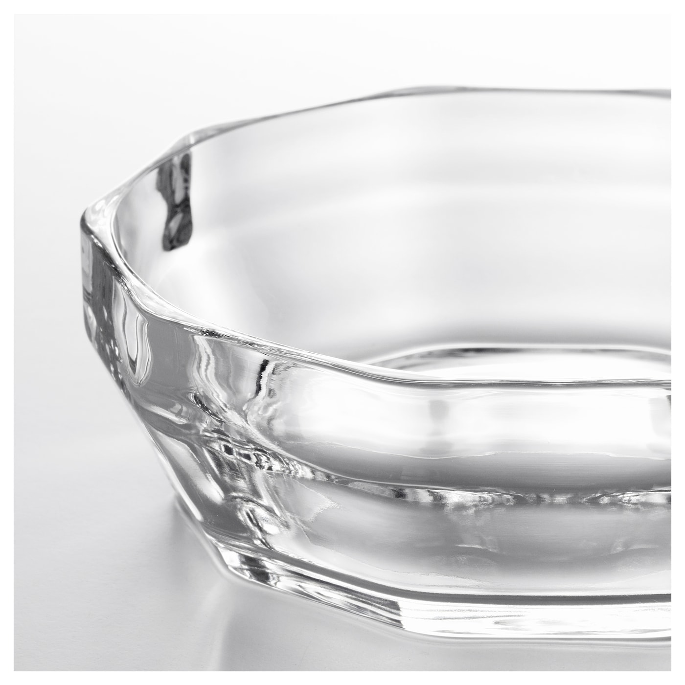 IKEA LYSKRAFT bowl Practical and useful bowl, suitable both for serving and eating from.
