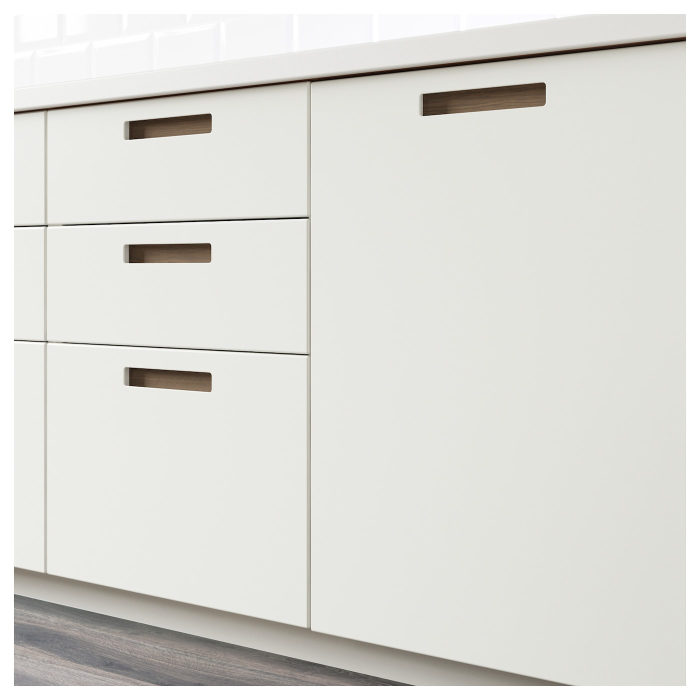 IKEA MÄRSTA 2-p door f corner base cabinet set