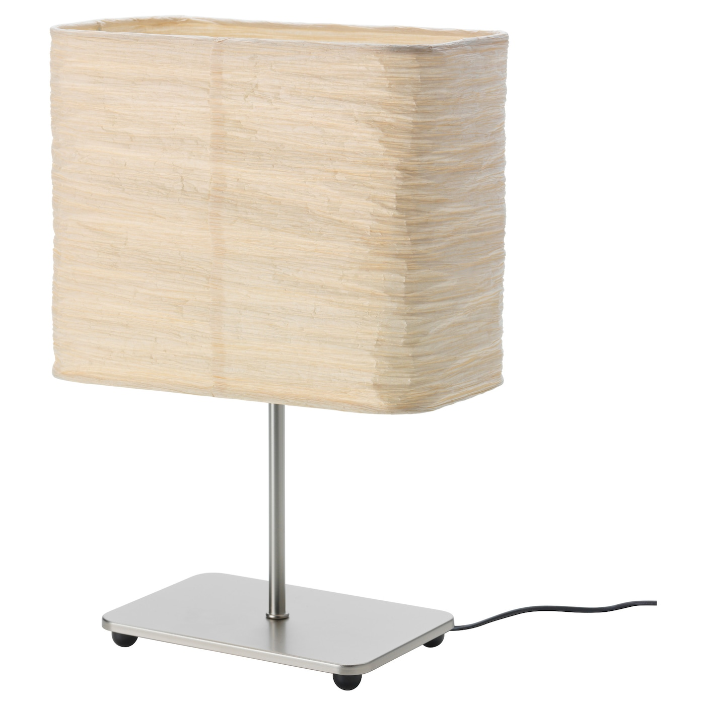 MAGNARP Table lamp Natural 35 cm IKEA