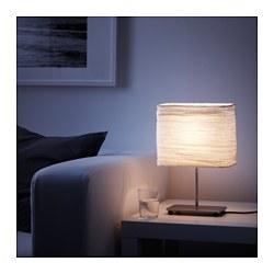 magnarp table lamp natural 35 cm ikea. Black Bedroom Furniture Sets. Home Design Ideas