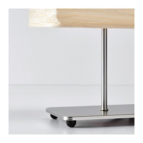 ikea magnarp floor lamp natural. Black Bedroom Furniture Sets. Home Design Ideas