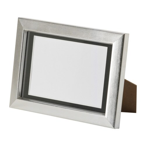 MAHULT Frame IKEA The mount enhances the picture and makes framing easy.  PH-neutral mount; will not discolour the picture.