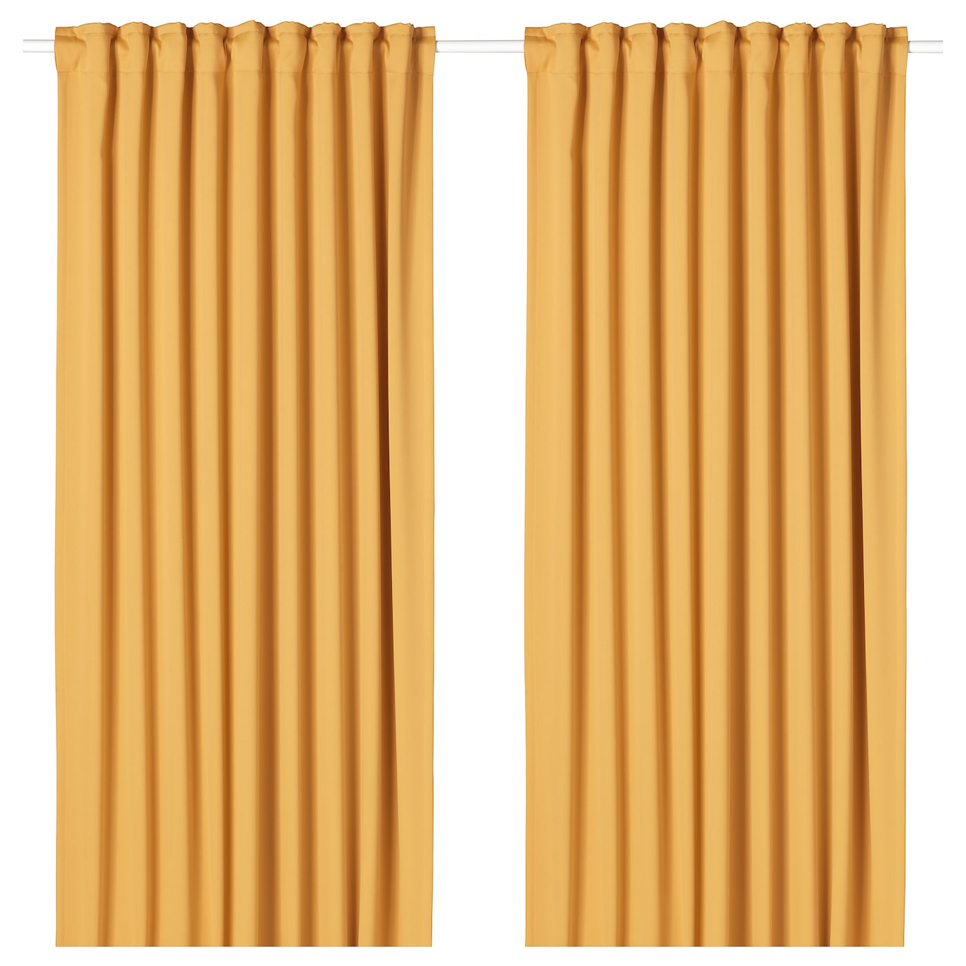 Ikea Majgull Room Darkening Curtains 1 Pair