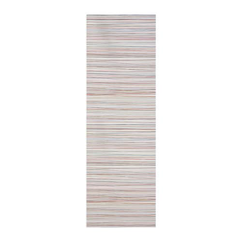 MALIN TRÅD Panel curtain IKEA A panel curtain is ideal to use in a layered window solution, to divide rooms or to cover open storage solutions.