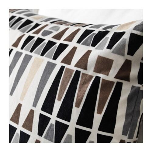 malisen cushion white beige 50x50 cm ikea. Black Bedroom Furniture Sets. Home Design Ideas