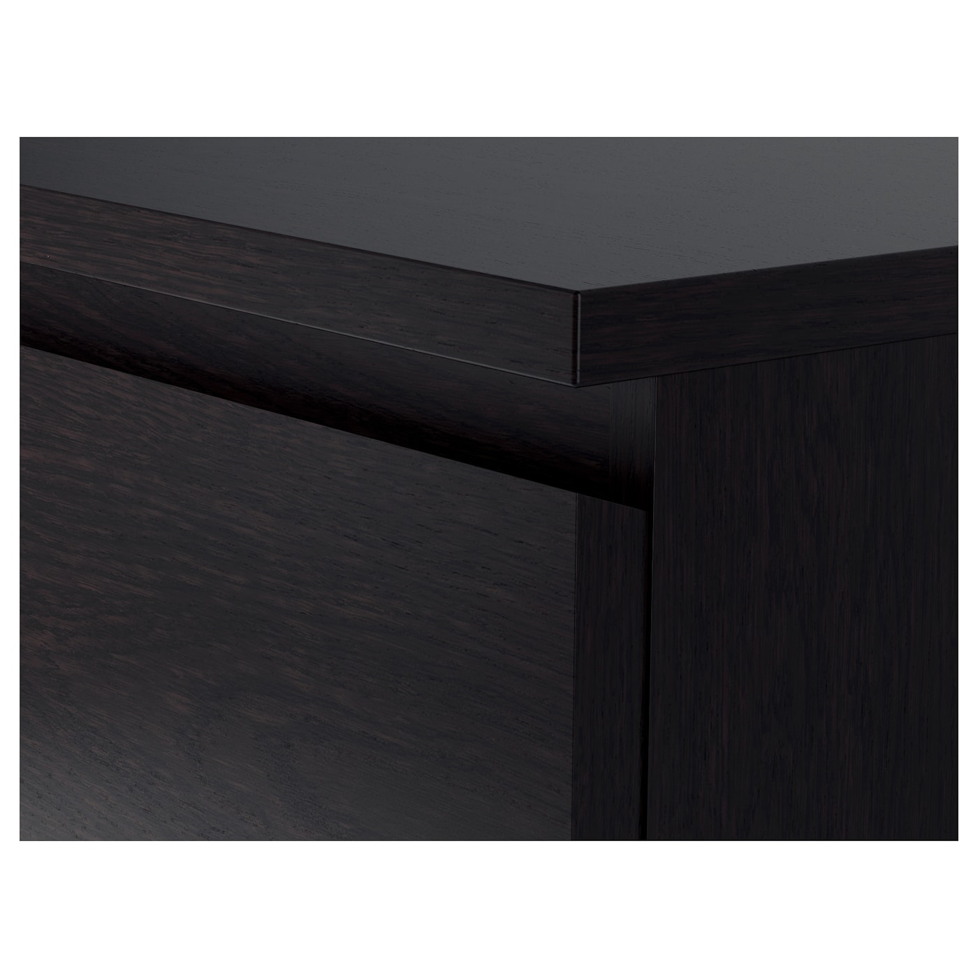black furniture ikea. IKEA MALM Chest Of 3 Drawers Real Wood Veneer Will Make This Age Black Furniture Ikea R