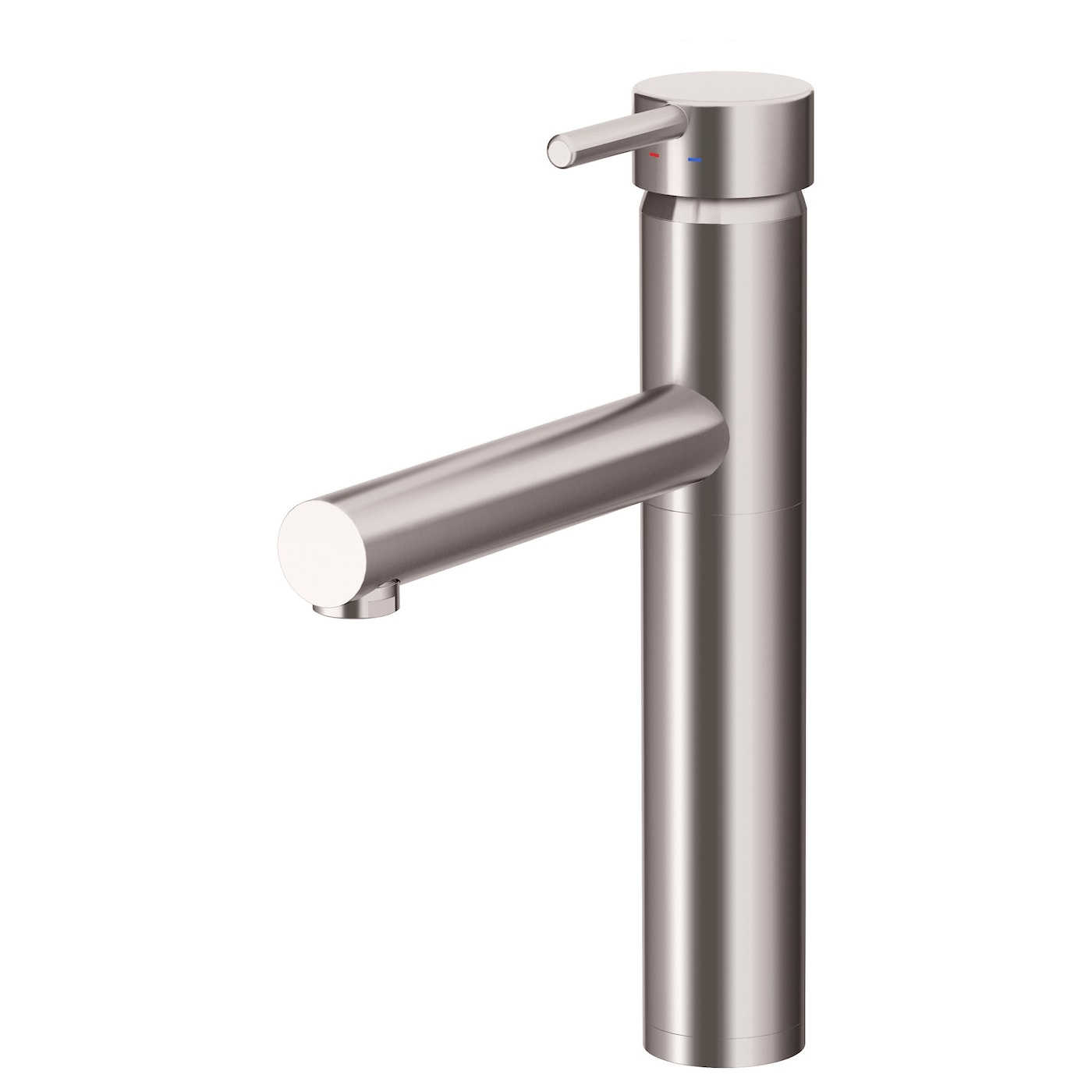 IKEA MALMSJÖN kitchen mixer tap 10 year guarantee. Read about the terms in the guarantee brochure.