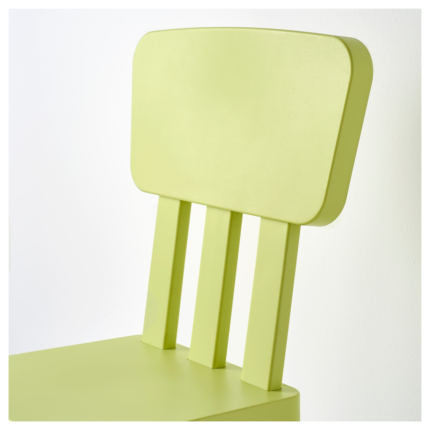 mammut children 39 s chair in outdoor light green ikea. Black Bedroom Furniture Sets. Home Design Ideas