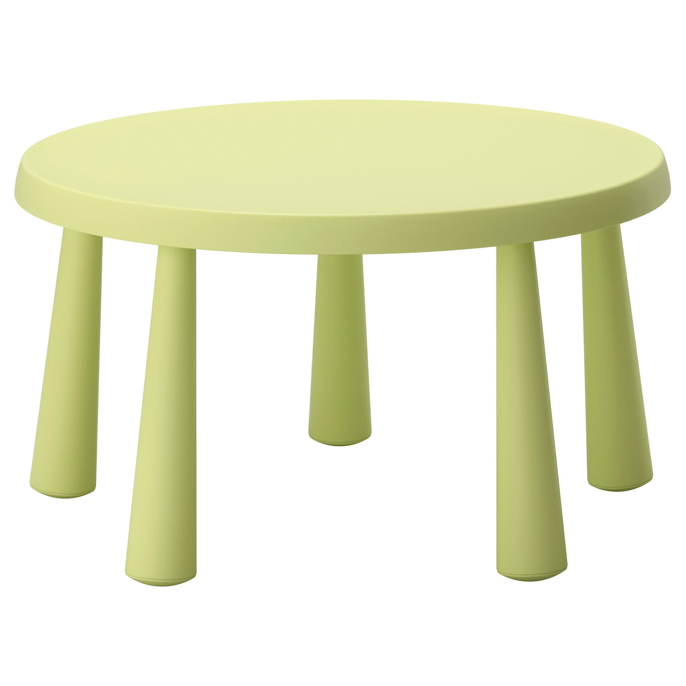 mammut children 39 s table in outdoor light green 85 cm ikea. Black Bedroom Furniture Sets. Home Design Ideas