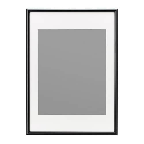 marietorp frame black 50x70 cm ikea. Black Bedroom Furniture Sets. Home Design Ideas
