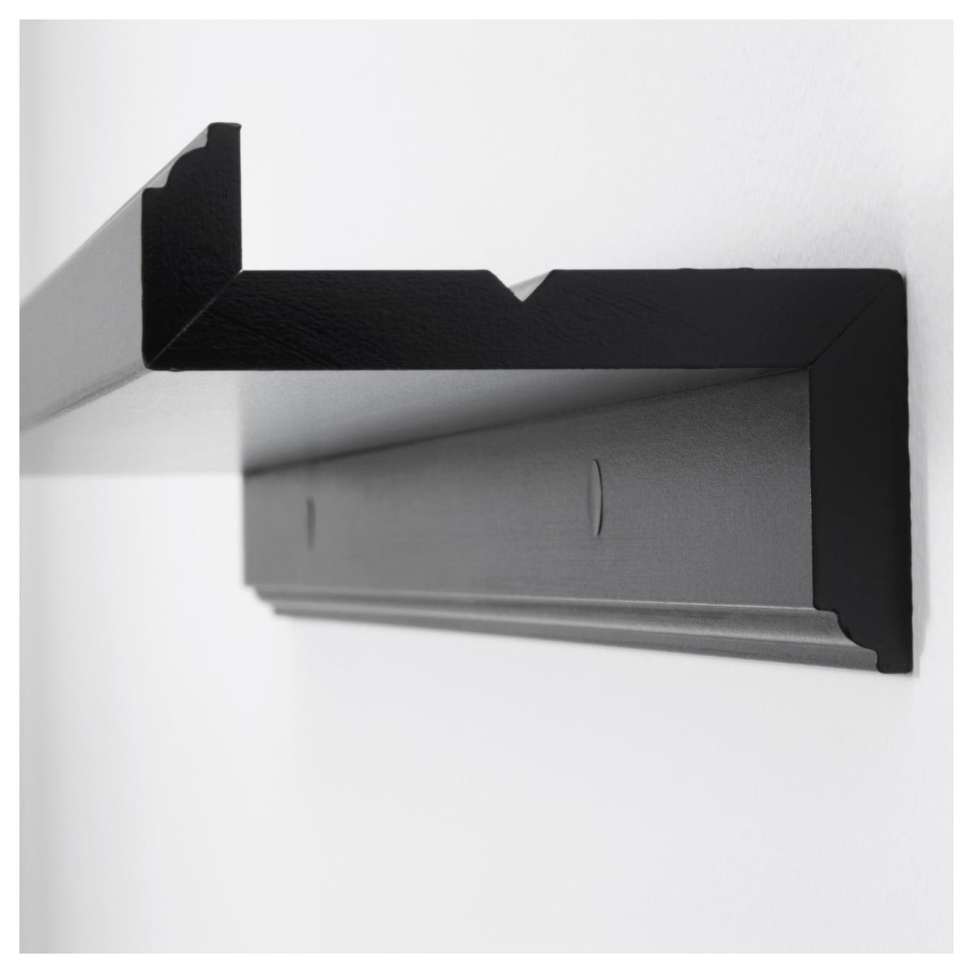 Marietorp Picture Ledge Black 75 Cm Ikea