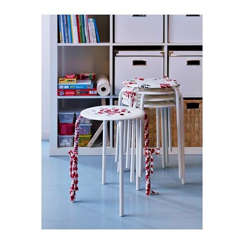 Marius Stool White Ikea