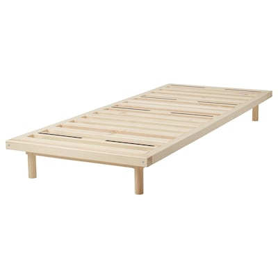 MARKERAD Day-bed frame, pine, 80x200 cm