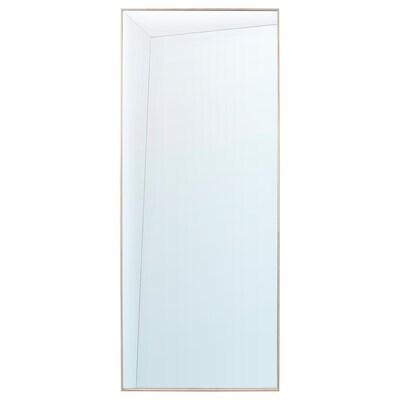 MARKERAD mirror pine 76 cm 4 cm 187 cm