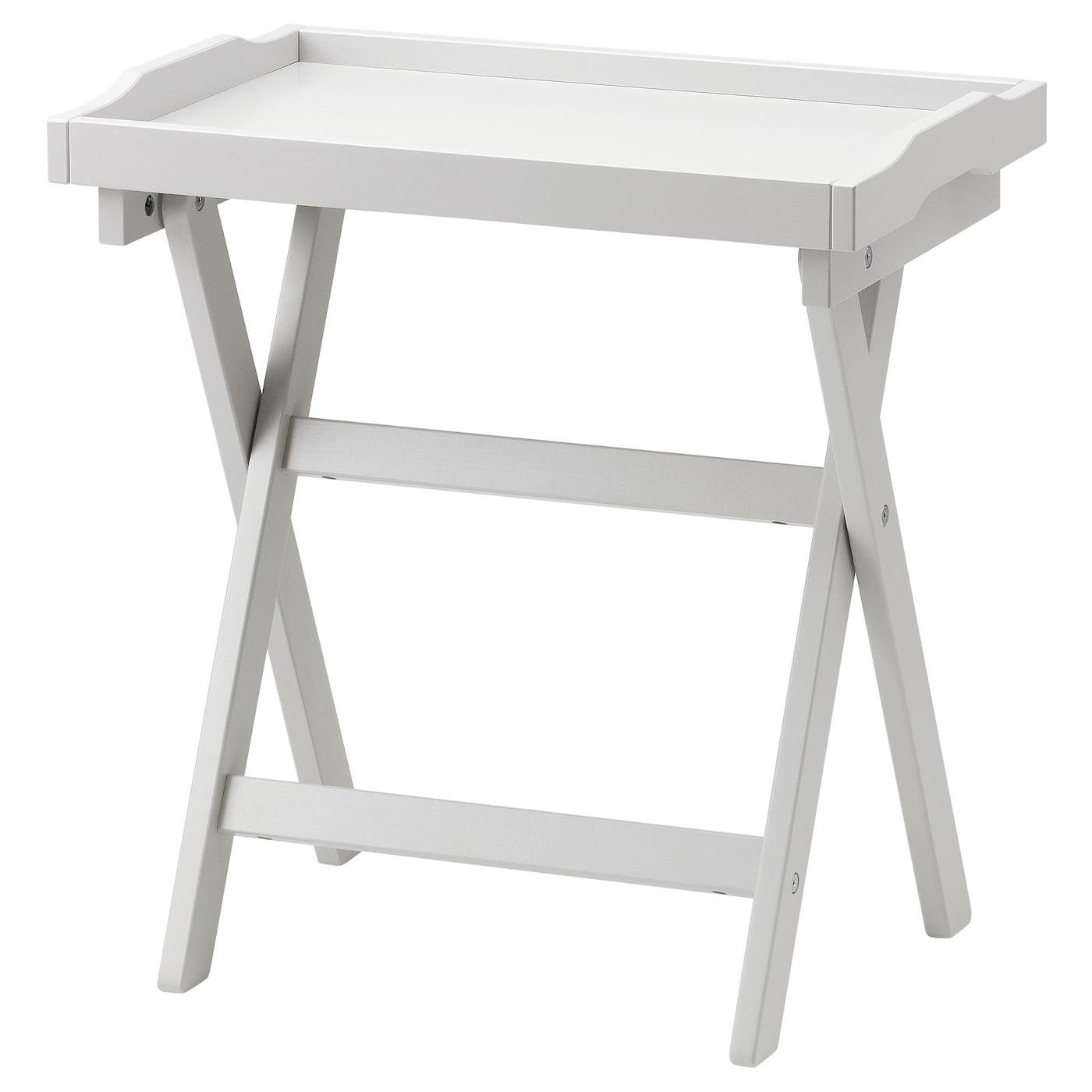 - MARYD Grey, Tray Table, 58x38x58 Cm - IKEA
