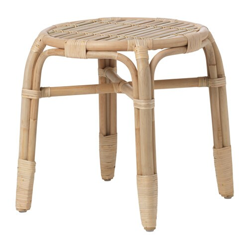IKEA MASTHOLMEN side table Handmade by a skilled craftsman.