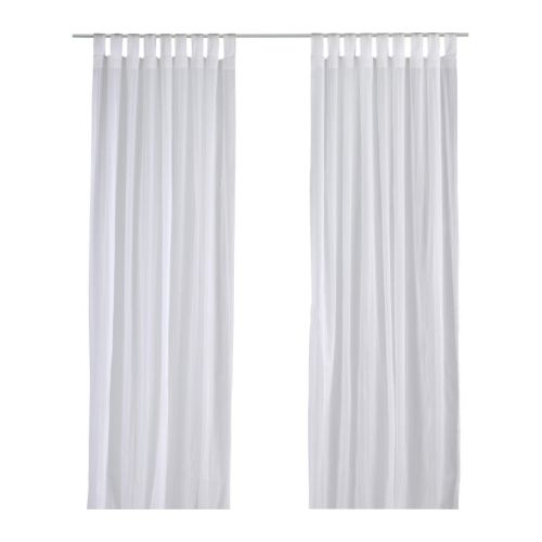 MATILDA Sheer curtains, 1 pair IKEA