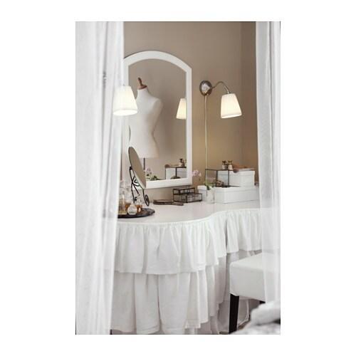 MATREDAL Mirror White 60x90 cm IKEA