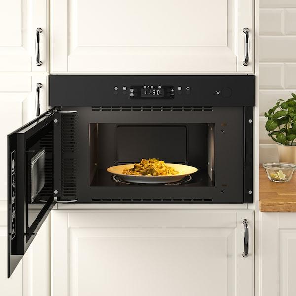 MATTRADITION microwave oven black 59.5 cm 59.5 cm 59.5 cm 32.0 cm 39.4 cm 1.3 m 20 kg