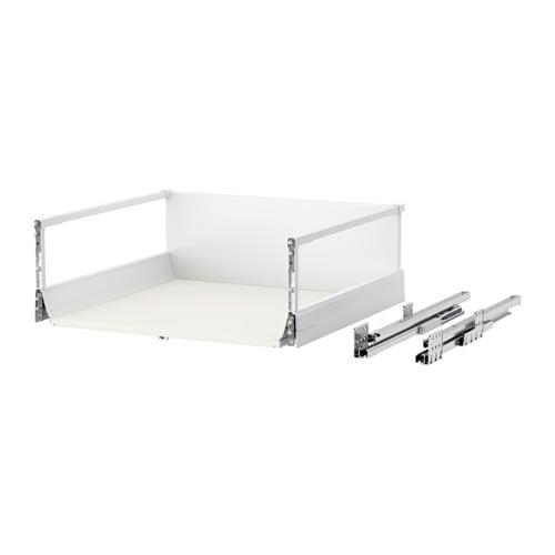 maximera drawer high white 60 x 60 cm ikea. Black Bedroom Furniture Sets. Home Design Ideas