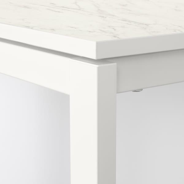LEIFARNE white, Broringe chrome plated