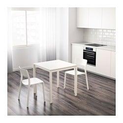 melltorp table white 75x75 cm ikea. Black Bedroom Furniture Sets. Home Design Ideas