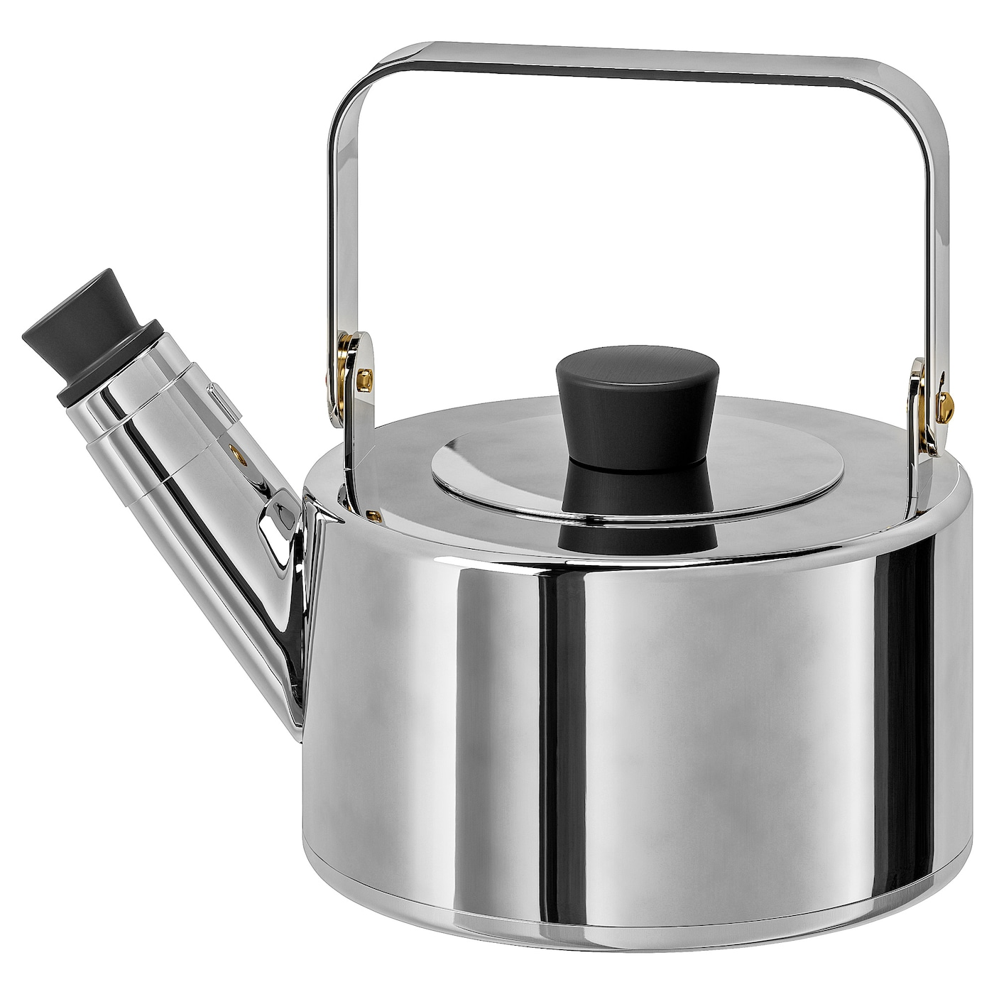 IKEA METALLISK kettle Whistle function when water boils.