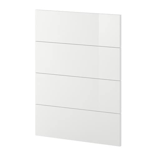 IKEA METOD 4 fronts for dishwasher