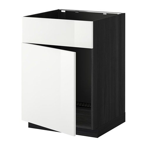 Merveilleux IKEA METOD Base Cabinet F Sink W Door/front Sturdy Frame Construction, 18 Mm