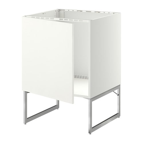 metod base cabinet for sink white h ggeby white 60x60x60 cm ikea. Black Bedroom Furniture Sets. Home Design Ideas
