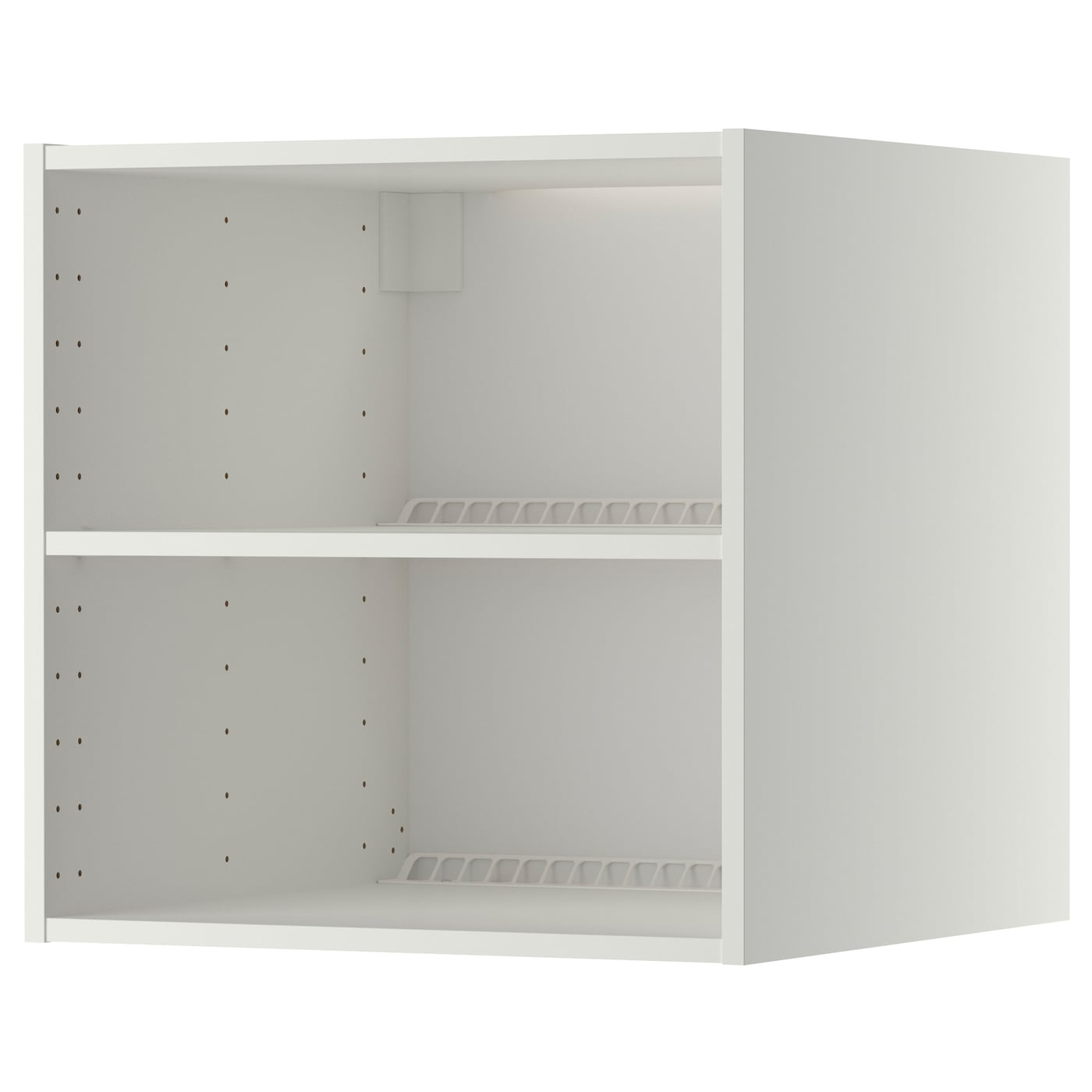 METOD Fridge/freezer top cabinet frame White 60 x 60 x 60 cm - IKEA