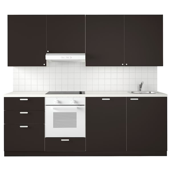 METOD Kitchen, 240x60x228 cm