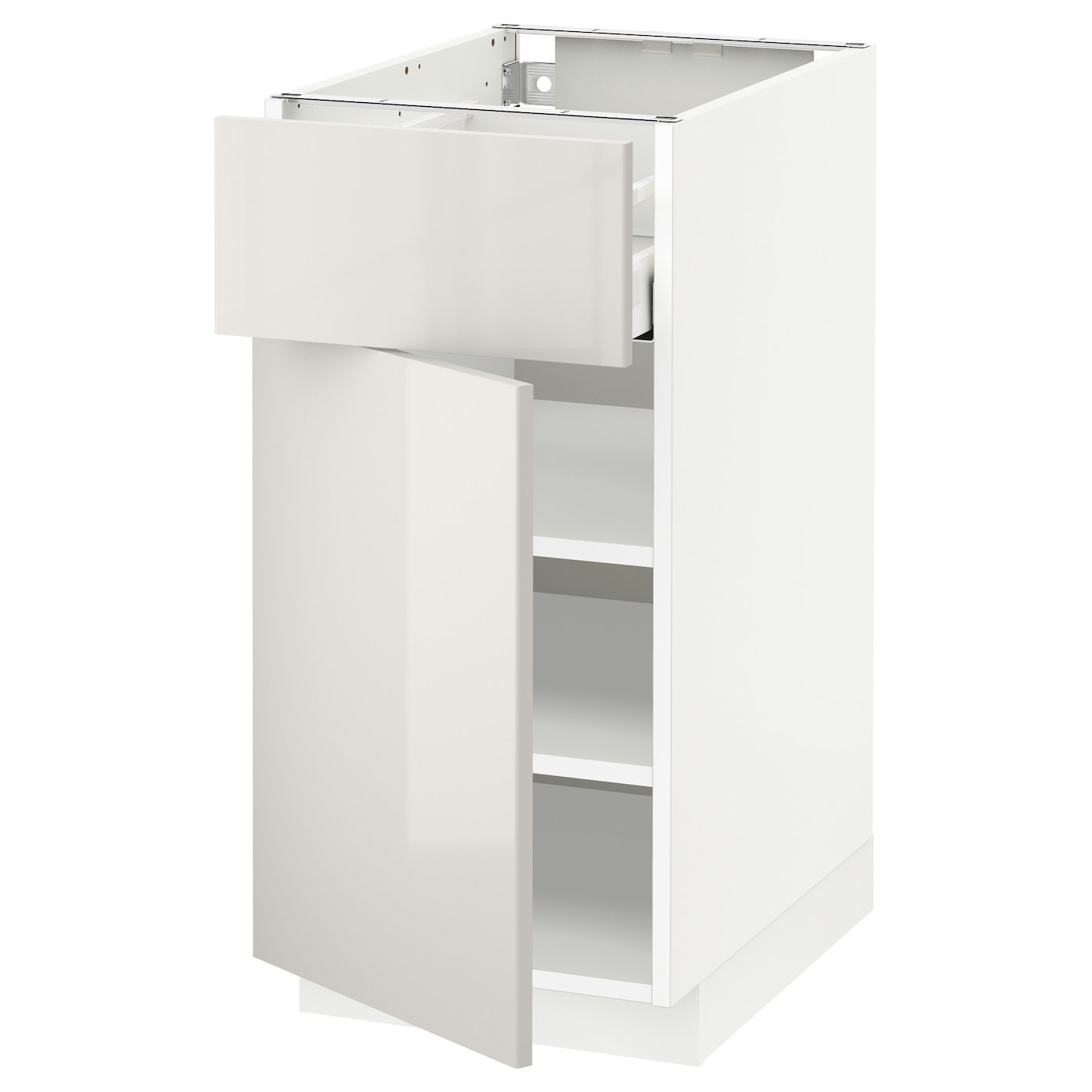 ikea bathroom cabinet white metod maximera base cabinet with drawer door white 18809