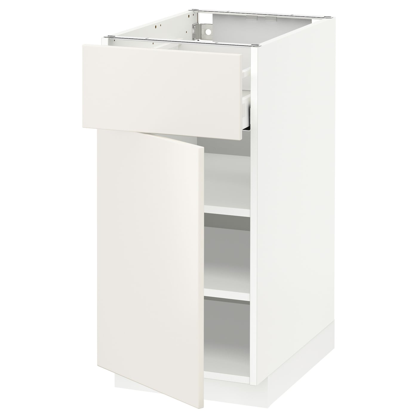 Ringhult Drawer Front High Gloss White 60 X 40 Cm: METOD/MAXIMERA Base Cabinet With Drawer/door White