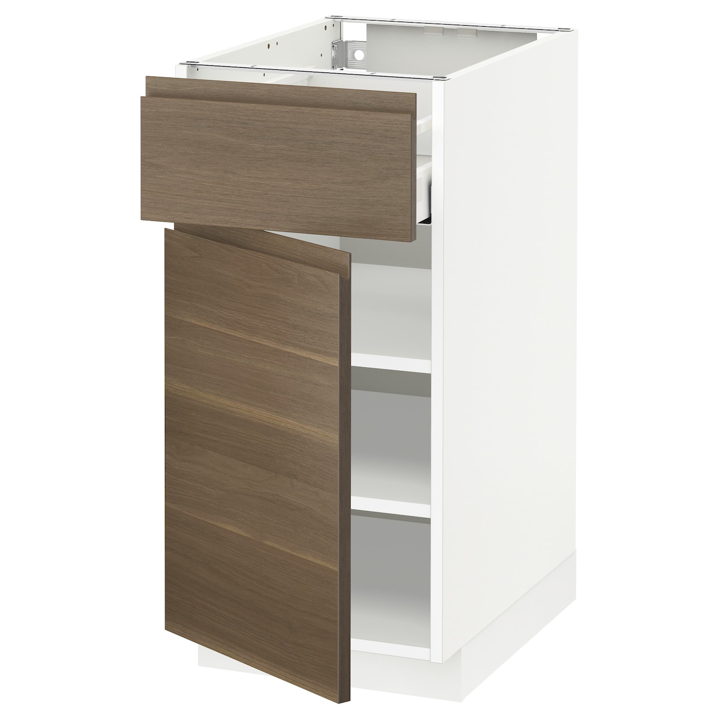 kitchen drawer base cabinets metod maximera base cabinet with drawer door white voxtorp 21685