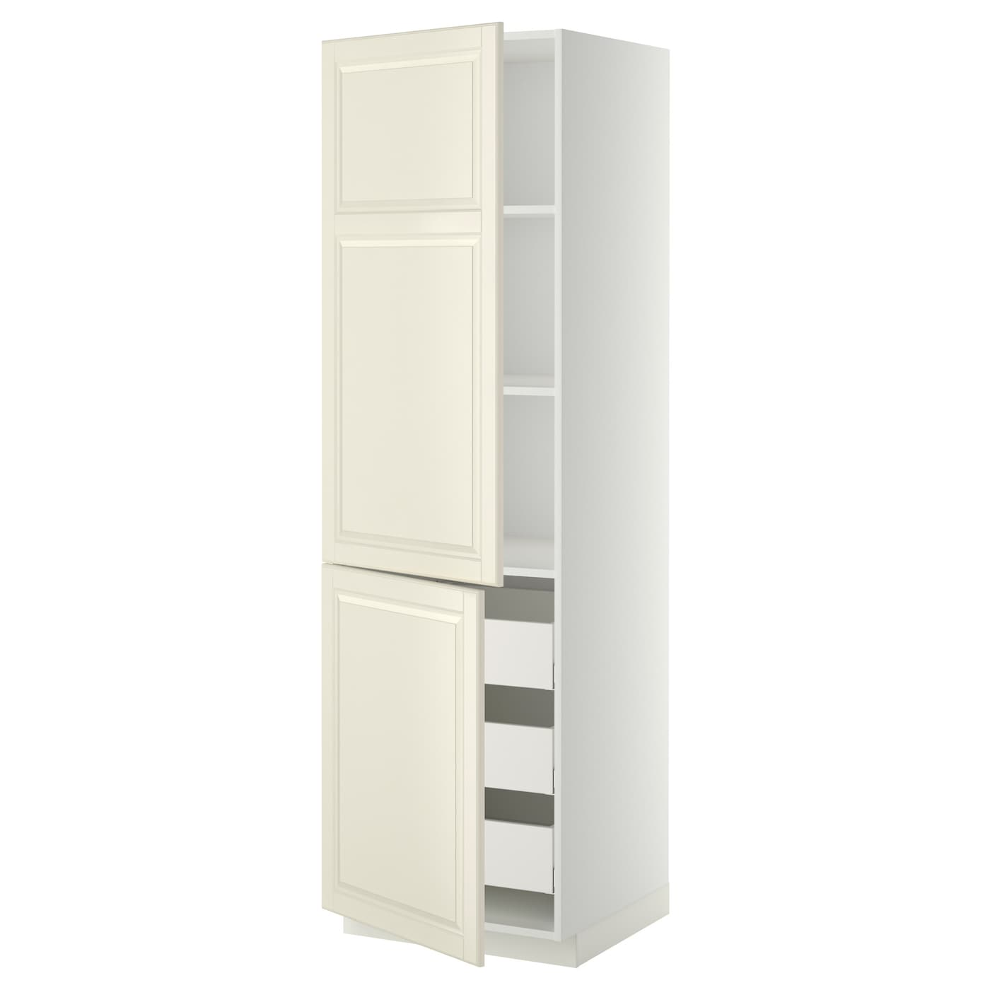 Larder Doors Ikea Ikea Pax Wardrobe Traditional Kitchen